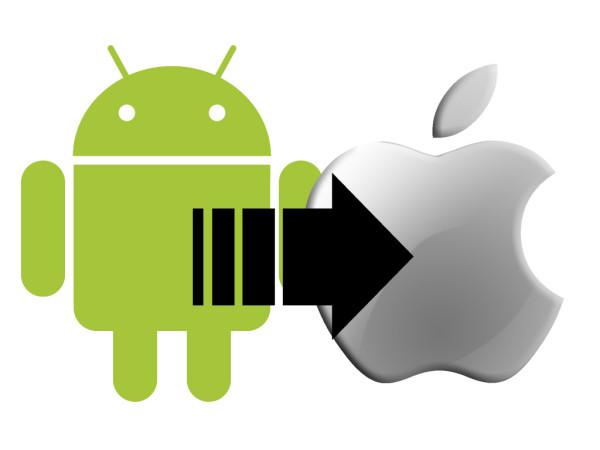 มือใหม่ ย้ายจาก Android เป็น iPhone ต้องทำอย่างไร?