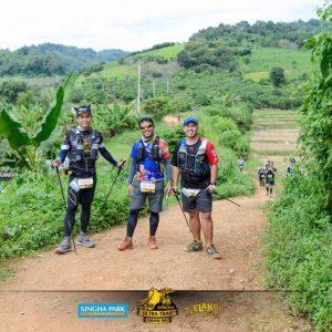 66km - Ultra-Trail Chiangrai 2017