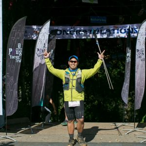 Ultra Trail 100km - Pong Yaeng Trail 2017 (งานวิ่งโป่งแยงเทรล 2017)
